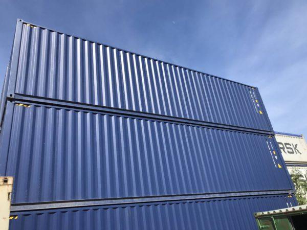 40 футовый контейнер 2018 года