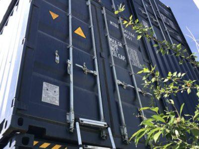 40'HC футовый контейнер новый 2018 год