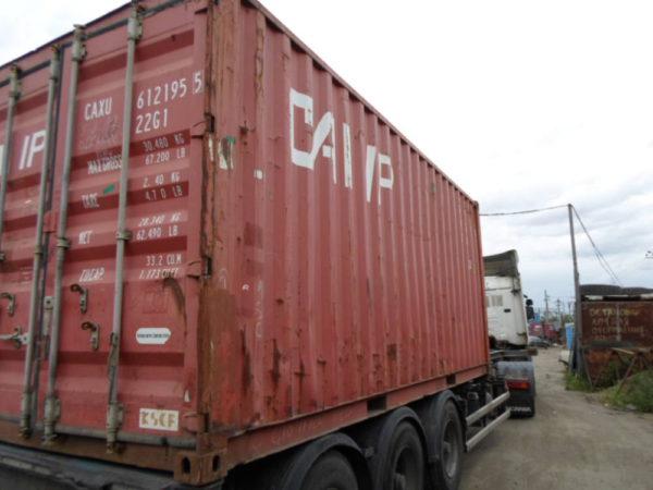 Доставка контейнеров по железной дороге