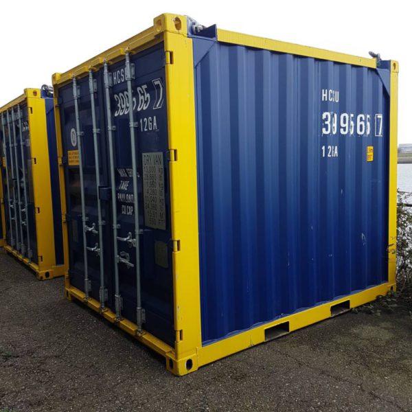 10 футовый офшорный контейнер HCSU3995957