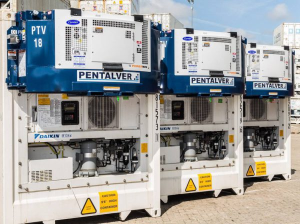 Дженсет, Джен сет, Genset генератор для рефконтейнера