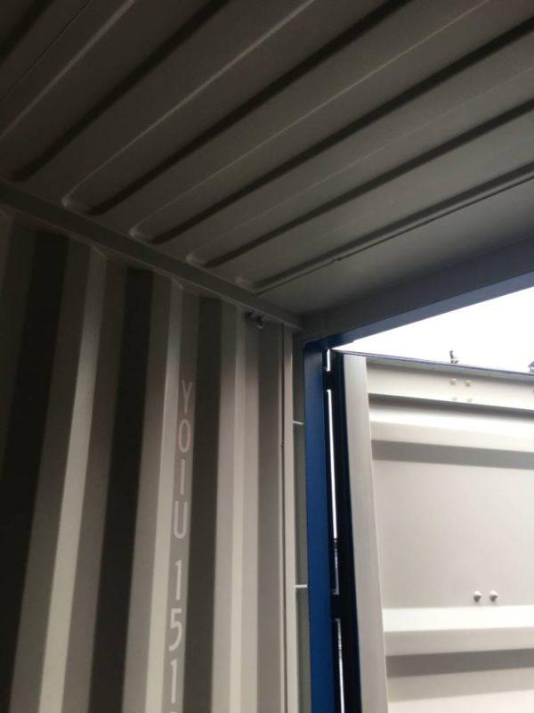 20'HC размер контейнера