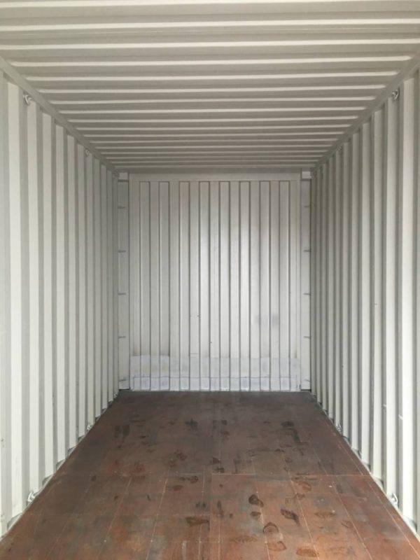 Высокий морской 20 фут контейнер
