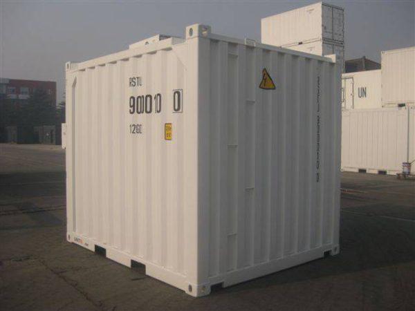 10 фут офшорный контейнер