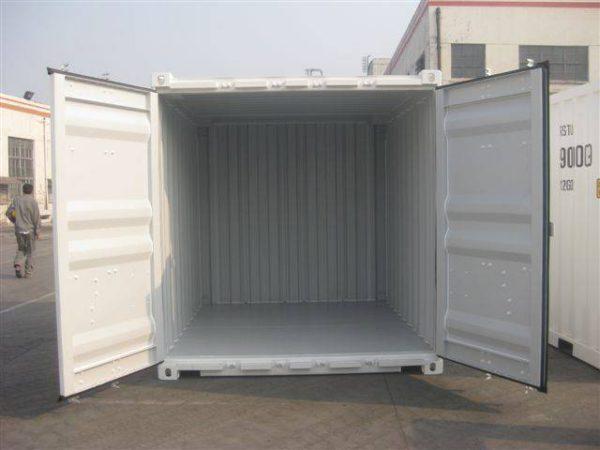 внутри 10 футовый офшорный контейнер