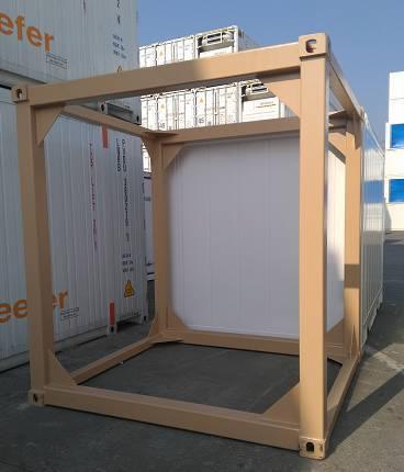 Рама дляперевозки 1х10 фут (одного) офшорного контейнера