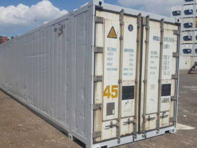 Доставка грузов в рефконтейнере