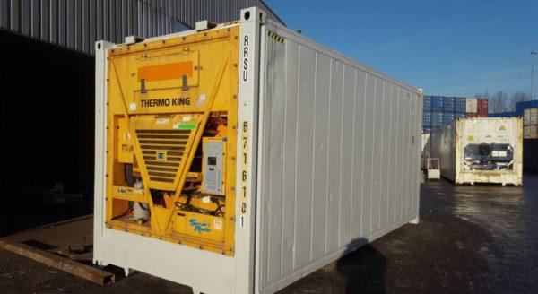 20 фут рефрижераторный контейнер