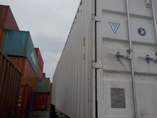 Перевозка 20фут контейнеров из СПБ