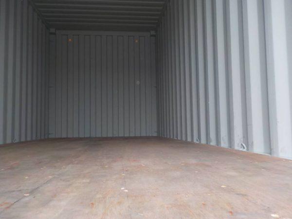 Новый контейнер внутри