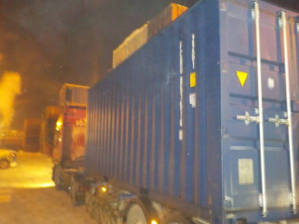 контейнер 20 футов - универсальное средство перевозки