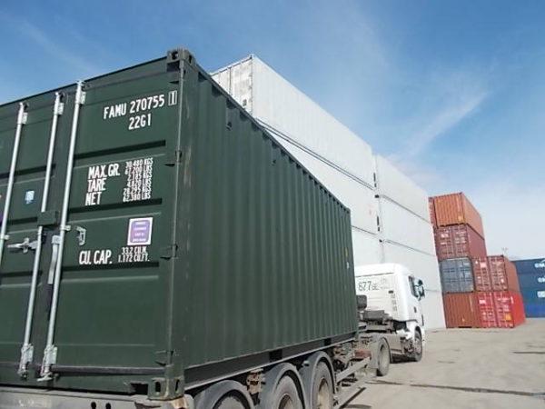 20 фут новый контейнер продам