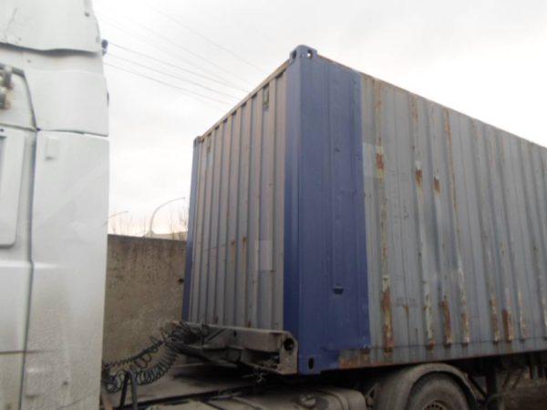 40 футовый широкий стандартный контейнер
